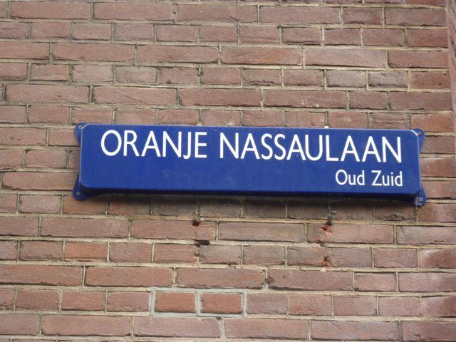 Kantoor Oranje Nassaulaan 1